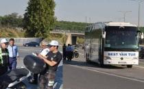 Otobüsçüler FSM'ye akın etti