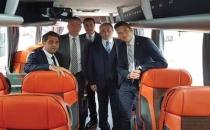 Pamukkale 20 adet Man otobüs aldı