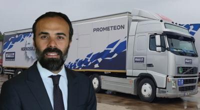 Pirelli Türkiye turuna çıktı