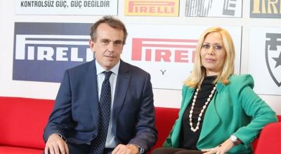 Pirelli Türkiye'de Cander dönemi