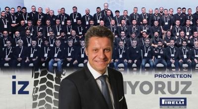 Pirelli Türkiye'de iz bırakacak