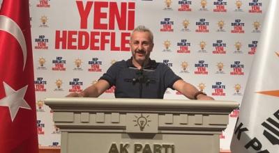 Purtuloğlu AKP ile Meclis yolunda