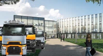 Renault Trucks Ar-Ge yatırımı yaptı