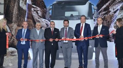 Renault Trucks bayi ağını genişletti