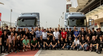 Renault Trucks'ın Müşterileri Orta Doğu'da