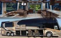 Saray gibi otobüs