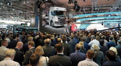Scania, taşımacılık çözümlerini tanıttı