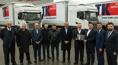 Sektörün gözdesi Scania