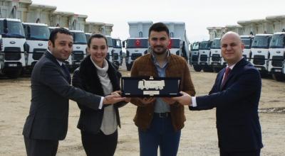 Smy Grup'un yatırımı Ford Trucks'a