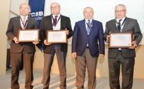 Tırsan TİM'de yükseldi TOSB'de ödüllendirildi