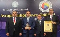 Tofaş, Çevre Ödülü kazandı