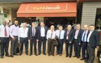 TOFED Başkanı Özcan, Uganda ve Kenya'ya gitti