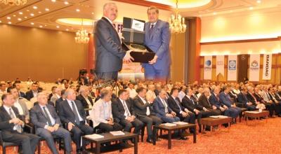 TOFED'de Özcan tekrar başkan
