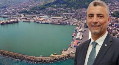 Trabzon Limanı borsa yolunda
