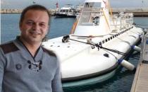 Türkiye'nin ilk turistik Denizaltı Antalya'da