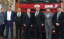 Türkiye'ye güvenen ABC, 200 adet Mercedes aldı