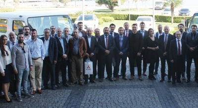 Üstyapıcılar İzmir'de toplandı