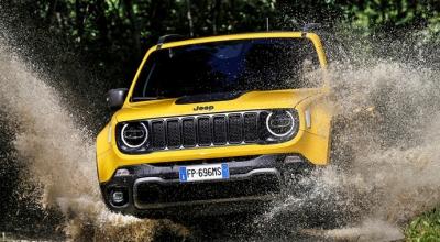 Yeni Jeep Renegade Türkiye'de!